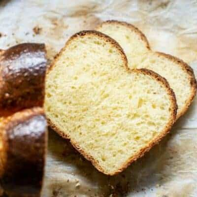 The Best Sourdough Brioche Bread